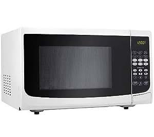 Danby Countertop Dishwasher Amazon : Amazon.com: Danby 1.1 Cu. Ft. 1000W Countertop Microwave Oven - White ...