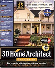 3D Home Architect Deluxe 5.0