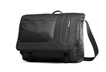(清仓)新秀丽Samsonite Leverage Messenger Bag邮差包,黑,仅剩2个,3.4折$67.70