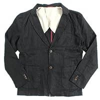 IN'CREWSIVE インクルーシブ リネン キャンバス テーラードジャケット メンズ(男性用)