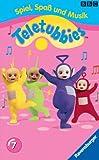 echange, troc Teletubbies 7 - Spiel, Spaß und Musik [VHS] [Import allemand]