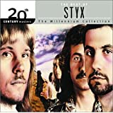 413Z53V59XL. SL160 SS160 The Best of STYX 20th Century Masters: Millennium Collection (Audio CD)