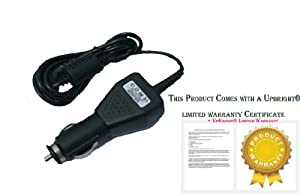 UpBright® Car DC Adapter For Brother Pocketjet 6 PJ-622 PJ-623 PJ-662 PJ-663 PJ662-CA PJ662-K Direct Thermal Mobile