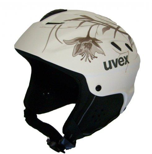 """UVEX """"X-Ride Lady"""" Damen Ski- und Snowboardhelm, Auslaufmodell"""