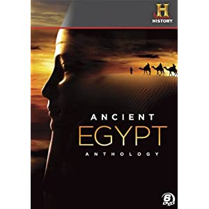 413Z9DZNePL. SL500 AA300  GIVEAWAY: Ancient Egypt Anthology 6 DVDs (value $49.95)