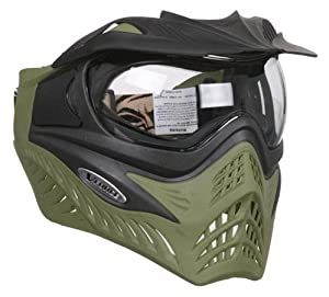 V-Force Grill Thermal Paintball Goggles - Olive