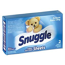 Snuggle quot;Vend-Design Fabric Softener Sheets, Fresh Scent, 2 Sheets/Box, 100 Boxes/Cartonquot; 100 vending boxes of two sheets each Unit of measure: CT, Manufacturer Part Number: VEN 2979929