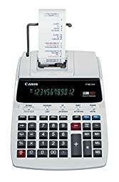 Canon P180-DH 12 Digit Calculator Combo
