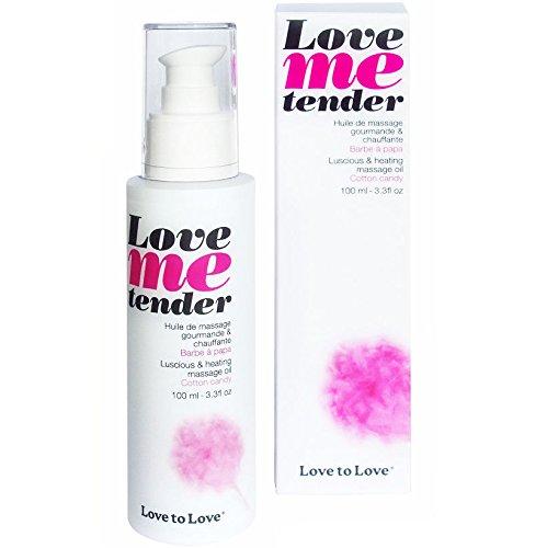 LOVE TO LOVE ME TENDER MASSAGGIO & HEAT EFFETTO NUVOLE DI COTONE SAPORE 100ML