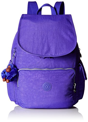 Kipling Ravier Backpack, Octopus Purple, One Size
