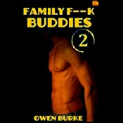 Family F--k Buddies 2: Gay Brothers P.I., 4-Pack | [Owen Burke]