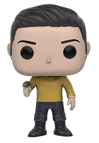 Funko POP Star Trek Beyond - Sulu Action Figure