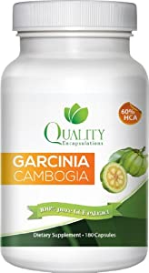 100% Pure Garcinia Cambogia Extract with HCA, Extra Strength, 180 Capsules, Clinically Proven. Made in the USA. As seen on  ** New and Improved Formula **Pharmaceutical Grade**