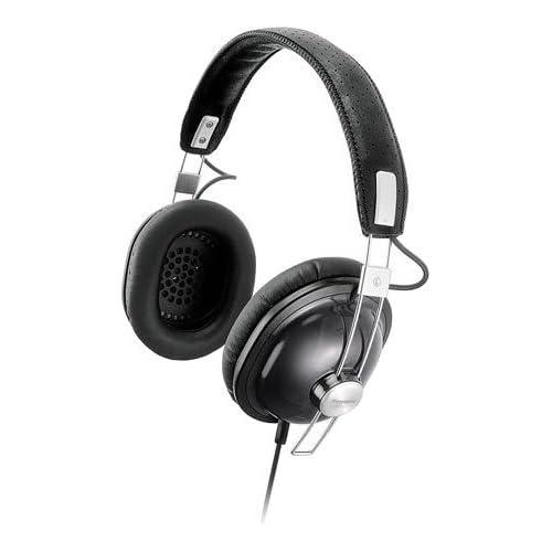 Panasonic ステレオヘッドホン RP-HTX7 blackの写真01。おしゃれなヘッドホンをおすすめ-HEADMAN(ヘッドマン)-