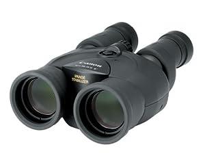 Canon 12x36 Image Stabilization II Binoculars w/Case, Neck Strap & Batteries