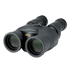 Canon 12x36 Image Stabilization II Binoculars w Case, Neck Strap & Batteries by Canon