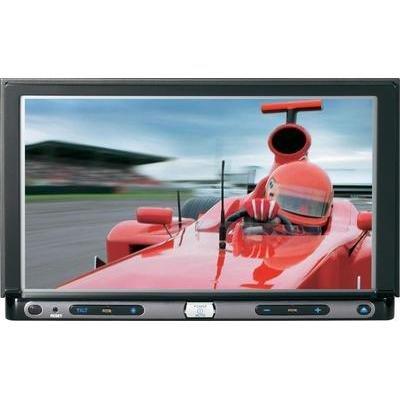 Autoradio multimédia DVD/CD/USB Bluetooth RENKFORCE GI700BR