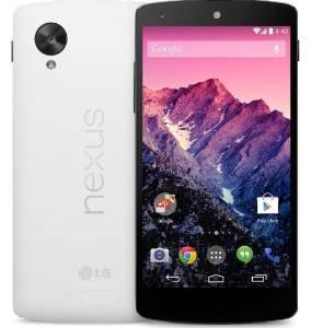 Google Nexus 5 Unlocked GSM Phone, 16GB (White)
