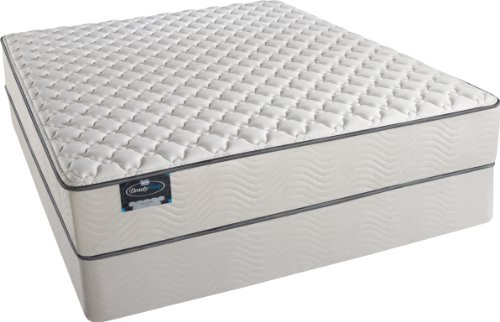 Simmons Beautyrest Twin Mattress front-603526