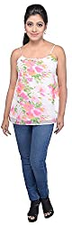 SSMITN Women's Regular Fit Top (Multicolor, SN9050 _ Large)