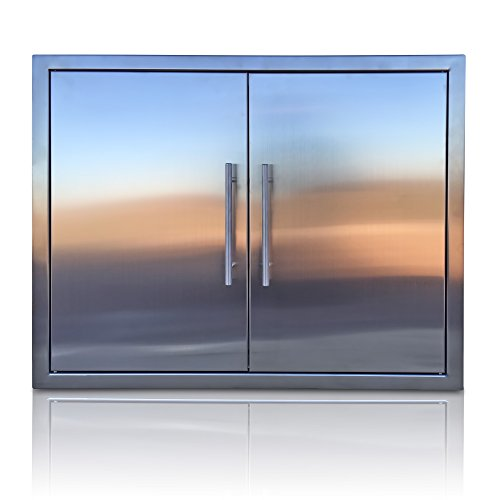 Outdoor Kitchen Access Doors: BBQ ACCESS DOOR* NEW Elegant 39 Inch 304 Grade Stainless
