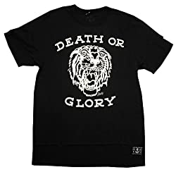 Sailor Jerry Tiger Death Or Glory Tattoo Artist Adult T-Shirt Tee