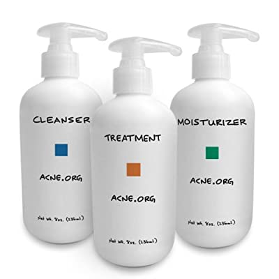 Acne.org acne treatment starter kit