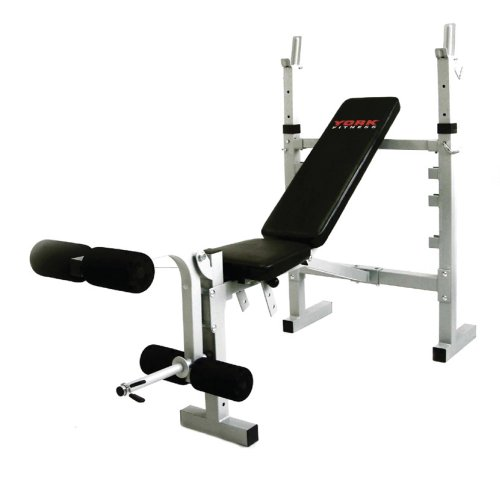 York B530 Heavy Duty Incline/Decline Bench