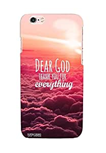 Dear God Thank You For Everything case for Apple iPhone 6+ / 6s+