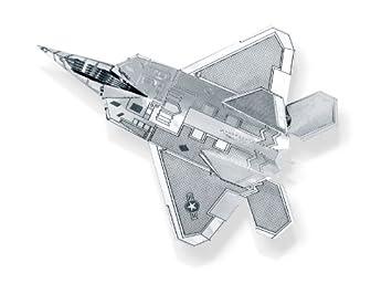Metal Earth Model Kit - Lockheed Martin F-22 Raptor