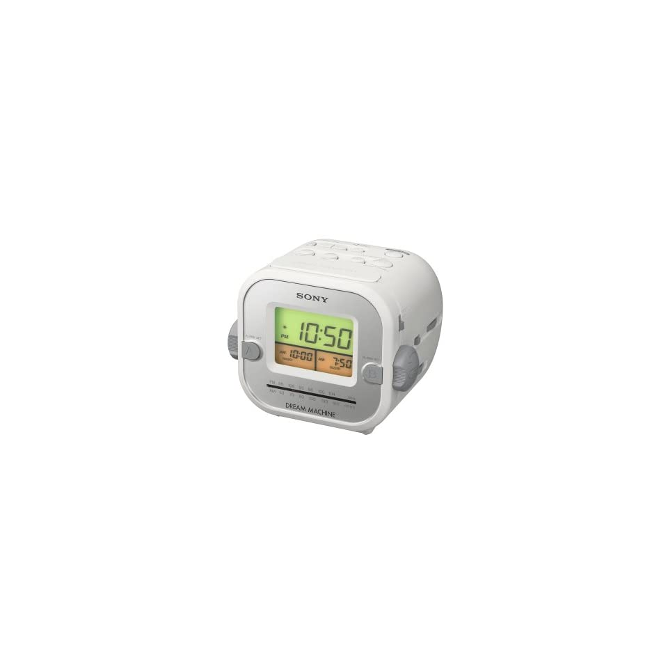 Sony ICFC180 AM/FM Clock Radio Electronics