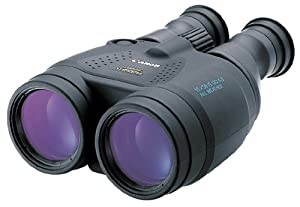 Buy Canon 15x50 Image Stabilization All Weather Binoculars w Case, Neck Strap & Batteries by Canon