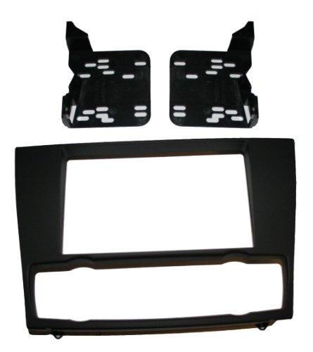 Adaptateur autoradio 2 DIN + cage pour BMW Serie 1