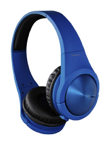 Pioneer Se-Mx7-L Headphones, Matte Blue