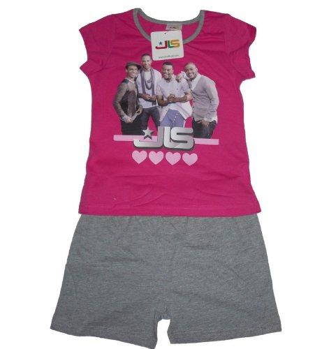 Girls JLS Short Pyjamas