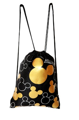 Disney Mickey Mouse Drawstring Backpack - 1