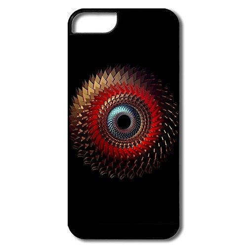 Facets Plastic Unique Cover For Iphone 5/5S