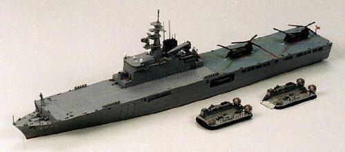 1/700 ウォーターラインシリーズ No.3 海上自衛隊輸送艦 LST-4001 おおすみ 31003