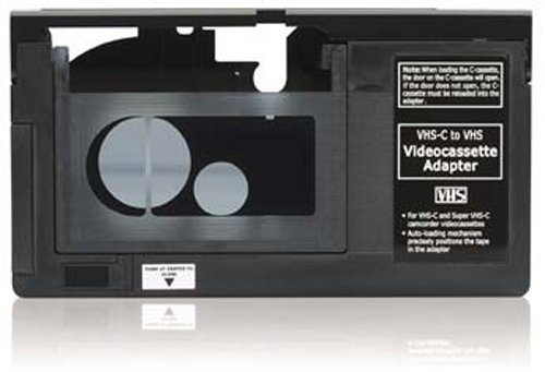 Best Review Of Gigaware VHS-C Videocassette Adaptor