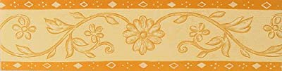 As Creation Borders Terracotta Mediterranean Beige Cream by A.S. Creation