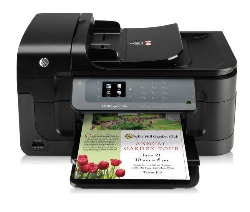 HP Officejet 6500A eAllinOne (CN555AB1H) Picture