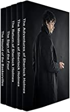 Sherlock Holmes Collection: The Complete Stories and Novels (Xist Classics)