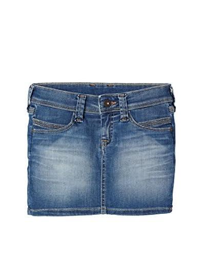 Pepe Jeans London Falda Saturn Denim