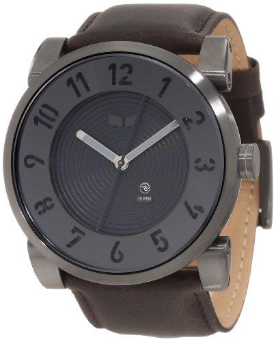 Vestal Men'S Dop008 Doppler Oiled Dark Brown Gun Watch