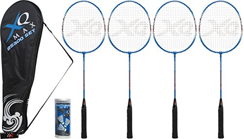 XQ Max BS300 Set da Badminton, Blu