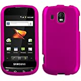 Asmyna SAMM930HPCSO212NP Titanium Premium Durable Rubberized Protective Case for Samsung Transform Ultra M930 - 1 Pack - Retail Packaging - Hot Pink