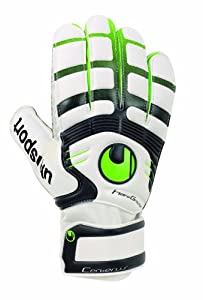 Uhlsport Cerberus Starter Graphite Goalkeeper Glove - 3