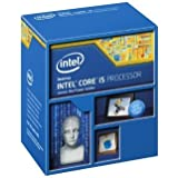 Intel Core i5-4460 Processor, 6M Cache, upto 3.4 GHz, BX80646I54460