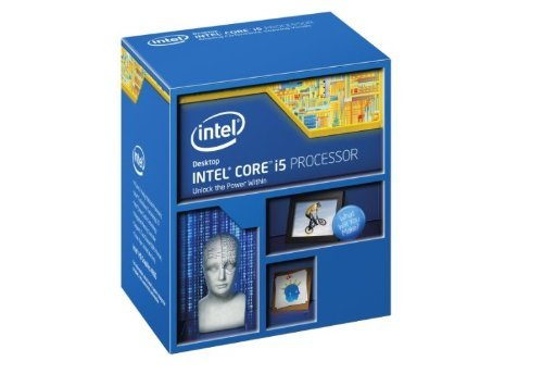 Intel CPU Core-i5-4590 6Mキャッシュ 3.30GHz LGA1150 BX80646I54590 【BOX】