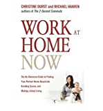 img - for Work at Home Now: The No-Nonsense Guide to Finding Your Perfect Home-Based Job, Avoiding Scams, and Making a Great Living (Paperback) - Common book / textbook / text book